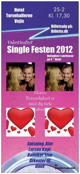 e dating show Vejle