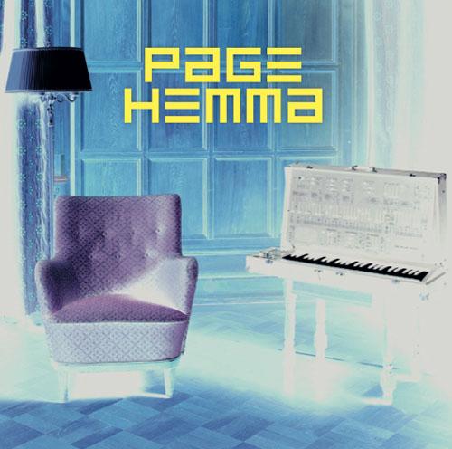 Page - Hemma