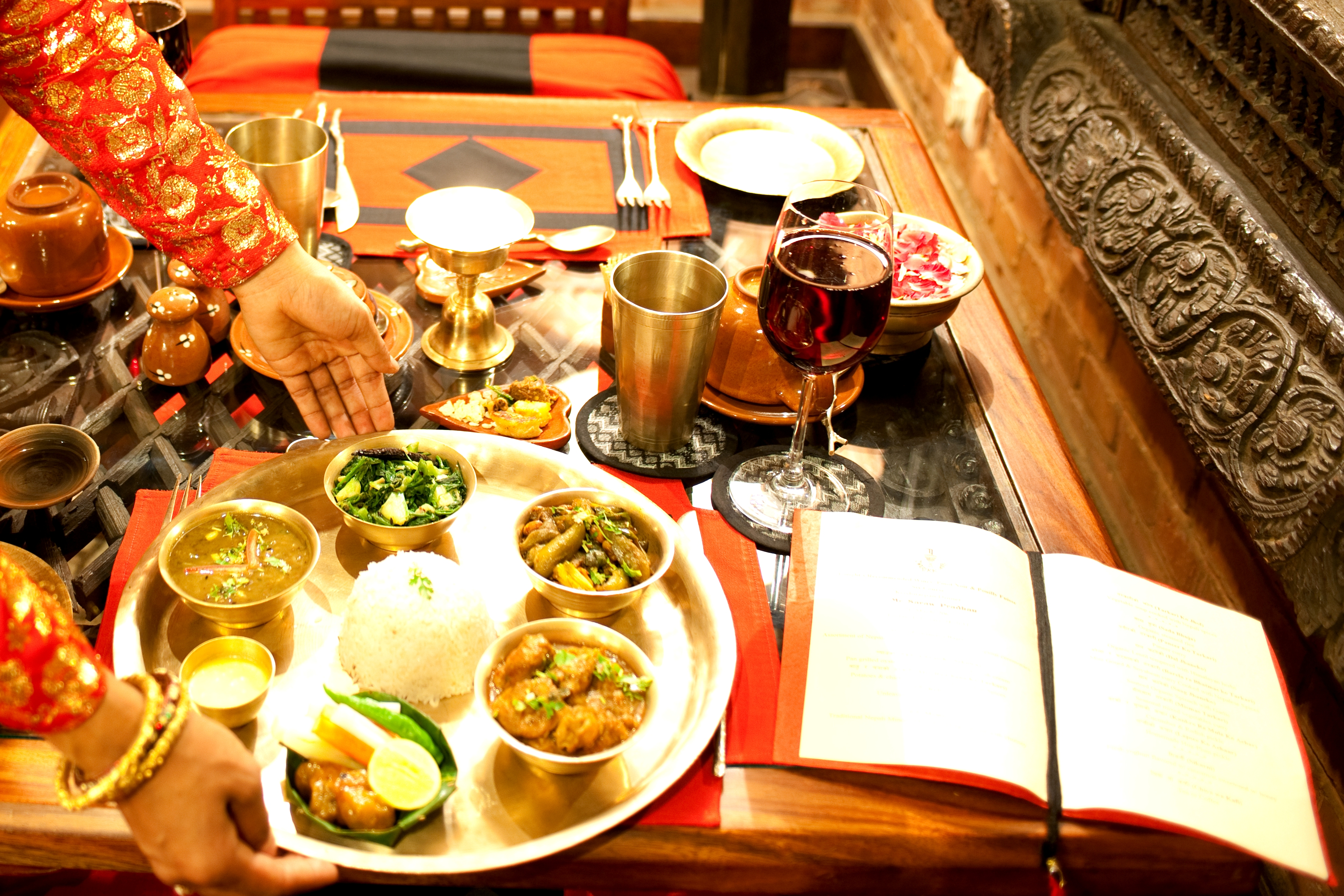 Tips for a budget trip to nepal for Cuisine of nepal