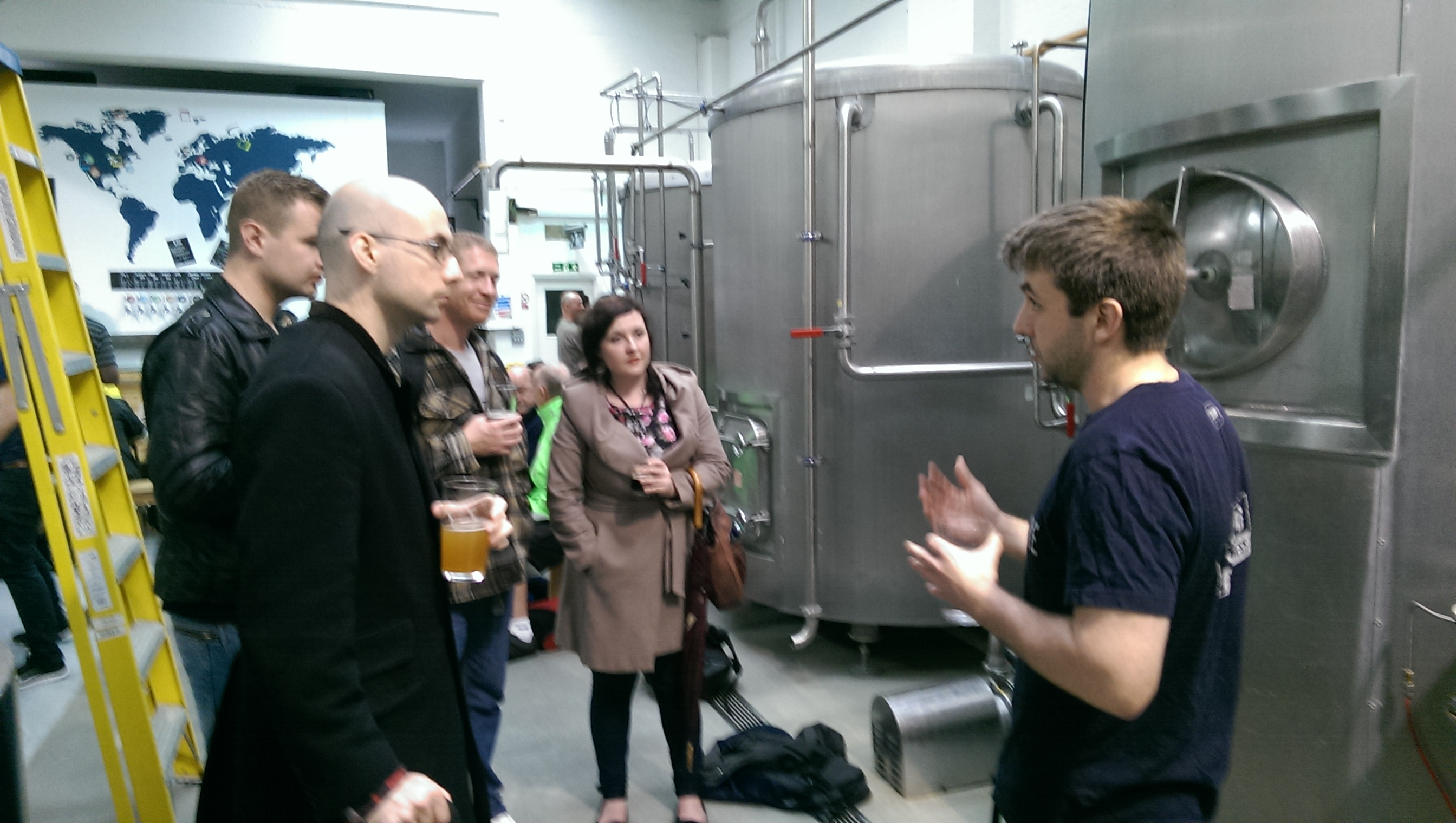 Craft Brewery London London Brewery Tours