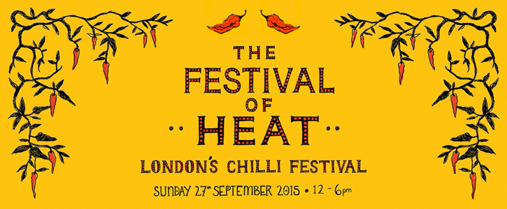 Event - The Festival of Heat (Sept 27)
