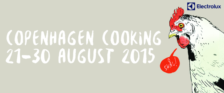10-13/8: Cph Cooking | 2nd